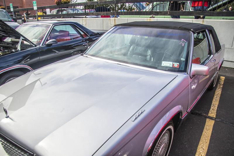 1989 Cadillac drivers side photo